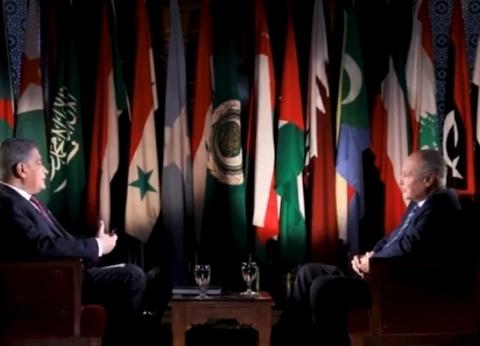 """أبو الغيط: """"الأمم المتحدة تنفق على الملف الليبي 250 مليون دولار سنويا"""""""