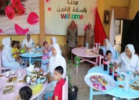 قطاع السجون: منح نزيلات سجن القناطر زيارة أمهاتهم والإفطار معهم