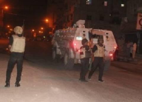 """مندوب مرشح من عائلة """"الجابري"""" يعتدي على ضابط بالهرم ويلوذ بالفرار"""