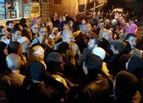 أنصار كمال الدين حسين يحتفلون بوصوله للبرلمان ببنها