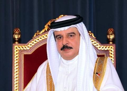 الديوان الملكي البحريني: الملك في مقدمة مستقبلي الرئيس السيسي غدا