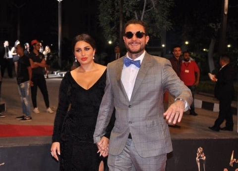 بدء توافد نجوم الفن والإعلام لحفل جوائز السينما العربية بنسخته الثالثة