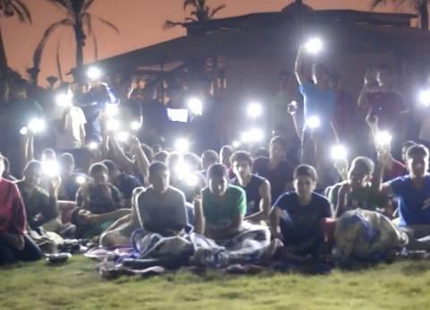 استمرار انقطاع الكهرباء عن مدينتي الشيخ زويد ورفح لليوم السابع
