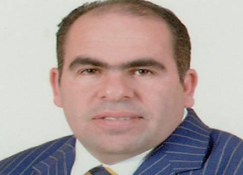 """""""الوفد""""يطمئن علي مصابي حادث قطار البدرشين"""
