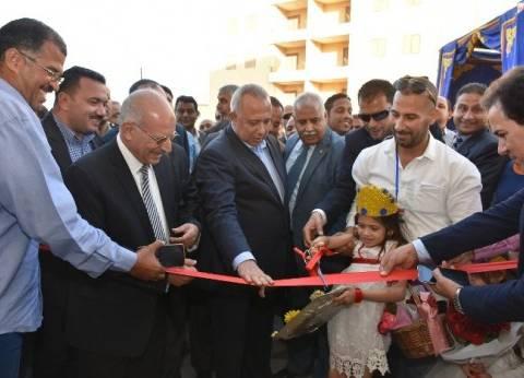 افتتاح مدرسة لغات بتكلفة 4 ملايين جنيه في أبو كبير بالشرقية