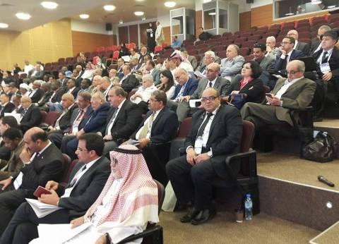 شولح ممثلا لجامعة بنها في مؤتمر اتحاد الجامعات العربية بالإمارات