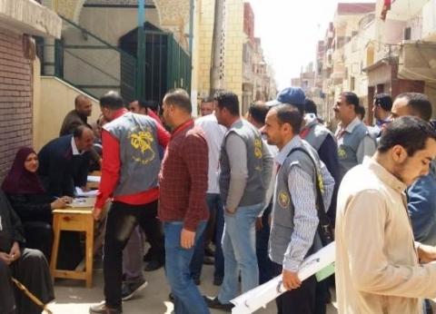 محافظ الشرقية: إقبال كثيف من المواطنين على لجان الاستفتاء