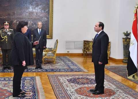 هيثم الحاج: وزيرة الثقافة الجديدة ربما تؤثر إيجابيا على معرض الكتاب