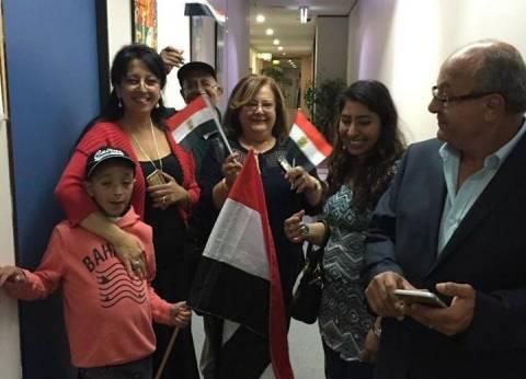 الناخبات المصريات بالأردن: صوتنا أمانة لاختيار رئيس يليق بمصر ومكانتها