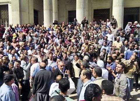 رئيس المصرية للاتصالات يتابع استعدادات الشركة للمنافسة بسوق المحمول