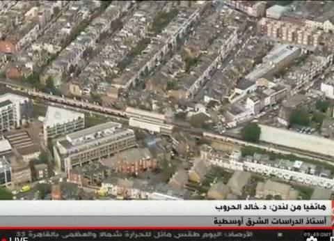 بث مباشر| انفجار بالقرب من مترو لندن