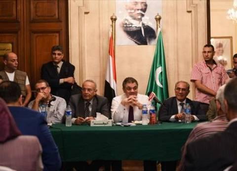 """أبوشقة: """"الوفد"""" يخوض الإعادة بـ33 مرشحا.. والحزب يهتم بدعم نوابه"""