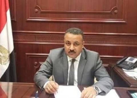 """""""مستقبل وطن"""" بالقليوبية يعقد اجتماعًا بحضور النائب عاطف ناصر"""