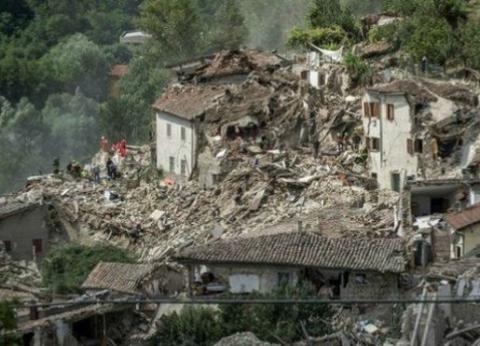 زلزال يضرب روما يتسبب في هلع السكان