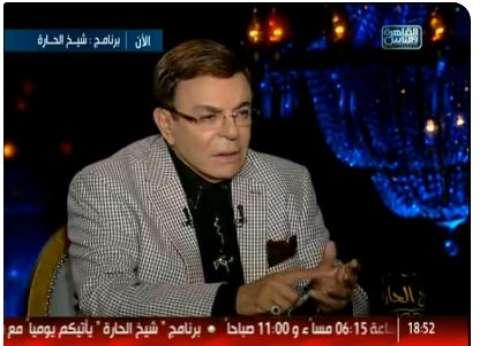 سمير صبري: أتمنى محاورة الرئيس السيسي وماكرون