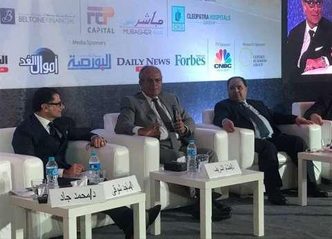 الشريف: 30% نسبة الأمية في المجتمع المصري