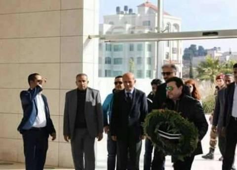 اليوم.. هانى شاكر يُحيي حفل الثورة الفلسطينية في رام الله