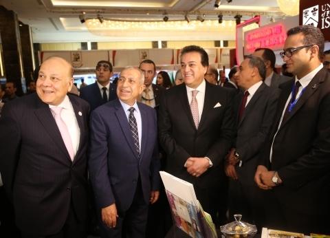 «عبدالغفار»:  مصر تمتلك بنية متميزة في مجال التعليم العالي