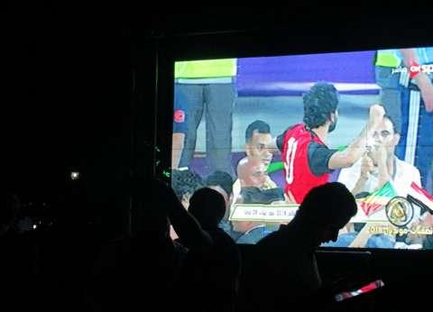 بالصور| سيلفي واحتفالات في أسيوط بتأهل المنتخب لكأس العالم