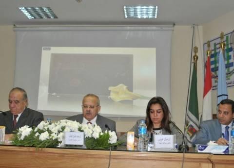 """""""الخشت"""": جامعة القاهرة تهدف إلى ربط التعليم بالبحث العلمي"""