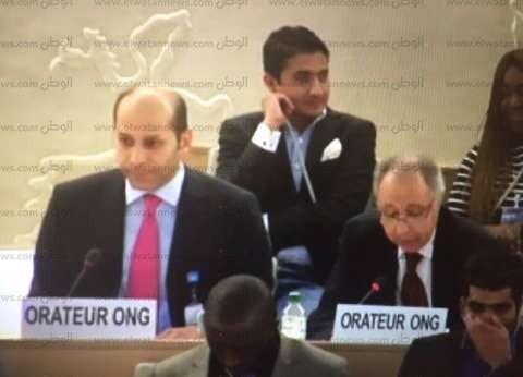 """""""نصري"""": الاختفاء القسري أحد أدوات الجماعة الإرهابية لتشويه صورة مصر"""