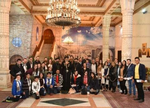 تنسيق بين الحكومة والكنيسة لربط شباب المهجر بمصر