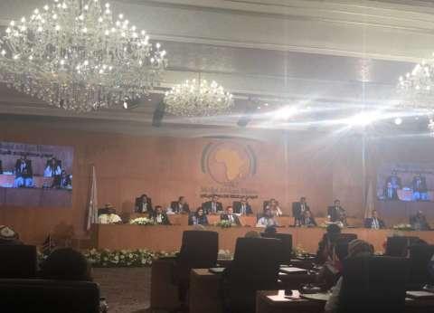 """انطلاق نموذج محاكاة """"الاتحاد الإفريقي"""" تنفيذا لتوجيهات السيسي"""