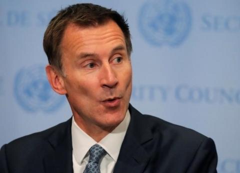 بريطانيا: نتفق مع أمريكا في تقييم مستوى الخطر المتصاعد من إيران