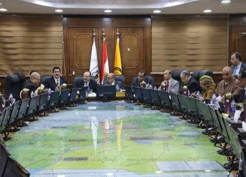 منصور حسن: خطة بجامعة بني سويف لتحصين الشباب ضد الفكر المتطرف