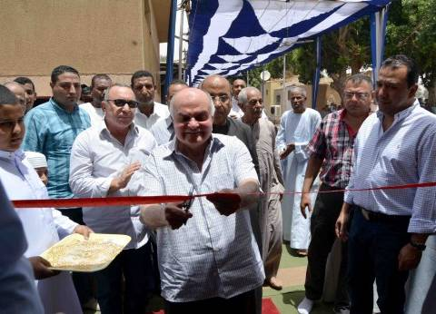 """محافظ الأقصر يفتتح مسجد """"الرحمن"""" بالعديسات"""