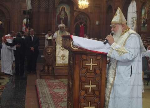 """أجراس كنائس الفيوم تدق تضامنا مع شهداء حادث """"الروضة"""""""