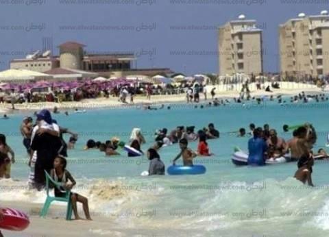 محافظ مطروح: فتح الشواطىء والحدائق في العيد للمصطافين بالمجان