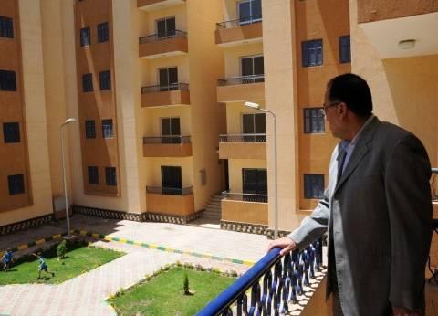 """وزير الإسكان يعتمد المخطط الاستراتيجي لـ""""العاشر من رمضان"""""""