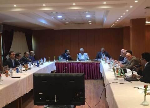 بحث تشغيل الخط الملاحي بين مصر واليونان وقبرص