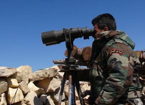 سانا: الجيش السوري يوجه ضربات نارية على الإرهابيين في الغوطة