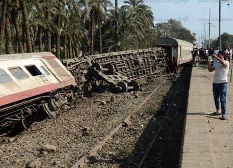 النيابة الإدارية تقرر فتح تحقيق عاجل في حادث قطار البدرشين