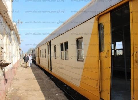 مصرع طالب سقط تحت عجلات قطار ركاب بالبحيرة