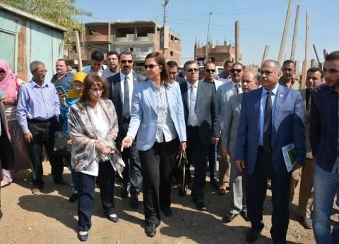 وزيرة التخطيط: الصعيد أولوية للحكومة في التنمية