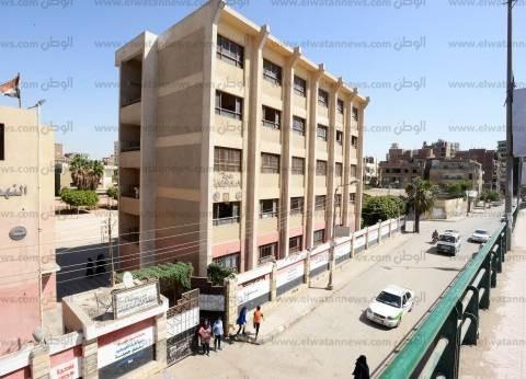 «نوبة صحيان» فى «الأبنية»: منع الدراسة فى المدارس المنهارة