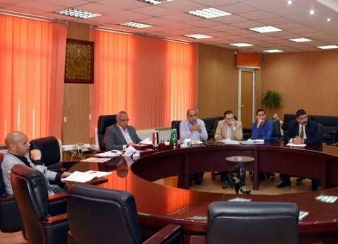 محافظ الشرقية يترأس لجنة لاختيار مدير للإدارة الصحية بكفر صقر