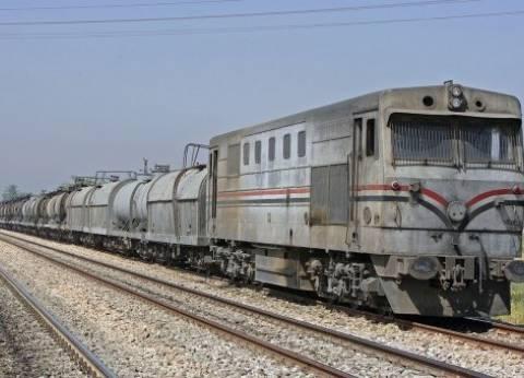 """""""النقل"""": 27 مليون جنيه زيادة في إيرادات السكة الحديد خلال يناير الماضي"""