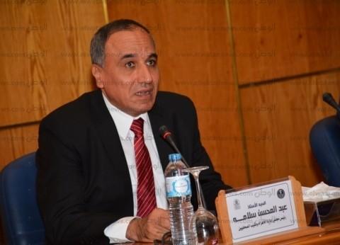 بالصور| نقيب الصحفيين: جامعة أسيوط قلعة العلم في قلب الصعيد
