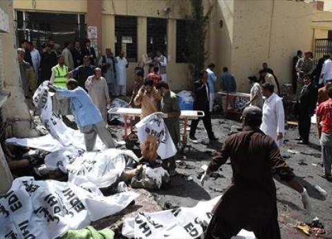 """السعودية تدين تفجير سوق """"كوارم"""" شمال غرب باكستان"""