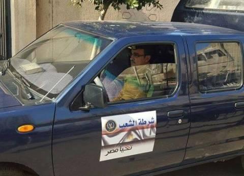 بعد تكريمه في عيد الشرطة.. واقعة استشهاد الرائد محمد بهنساوي