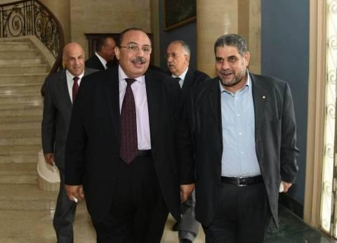 محافظ الإسكندرية يؤكد ضرورة الحفاظ على المظهر الحضاري لقلعة قايتباي