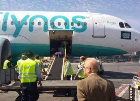 طائرة مصرية جديدة تقلع من مطار شارل ديجول