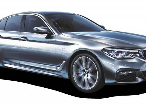 «البافارية» تطرح الجيل السابع من BMW الفئة الخامسة الجديدة كلياً