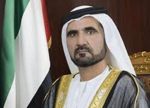 quotليل الإمارات أفراح وألحانquot.. حاكم دبي يحتفل بزفاف أولاده بقصيدة شعر