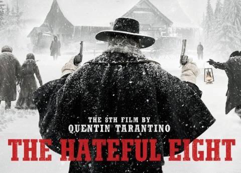 """فيلم The Hateful Eight يحصل على جائزة أوسكار """"أفضل موسيقى تصويرية"""""""