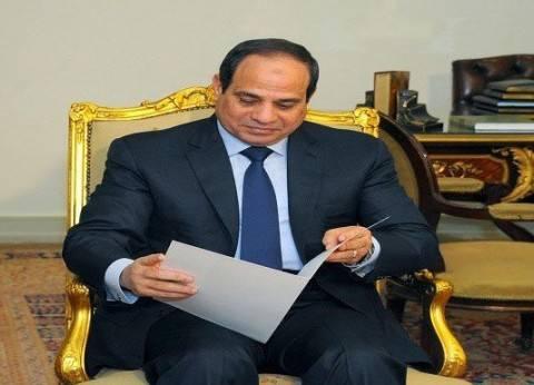 الرئاسة: الحكومة تتألف من 33 وزارة.. وتعيين 16 وزيرا جديدا